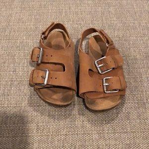 Zara Baby Sandals - size 22 (sz 6.5 US)